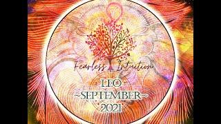 Leo, Upside Down September 2021 Astrology & Tarot