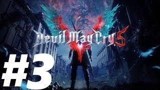 Devil May Cry 5 (3) — Jeździeć i Wielki Bydlak