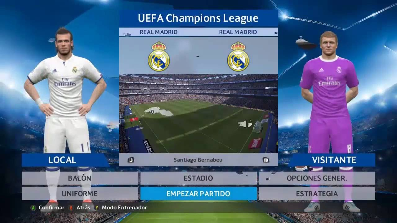 Image result for REAL MADRID PES RATING