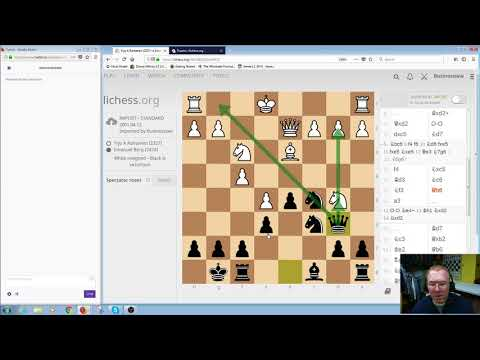 Chess Cruncher TV 12 6 2017