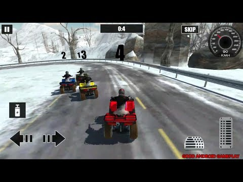 Quad ATV Rider Summer Racing Off-Road 2017  - Android GamePlay FHD