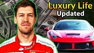Sebastian Vettel Luxury Lifestyle 2018   Bio Family Net Worth Earning House Cars