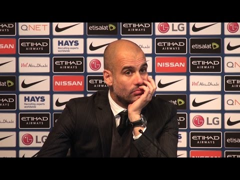 Manchester City 1-1 Middlesbrough - Pep Guardiola Full Post Match Press Conference