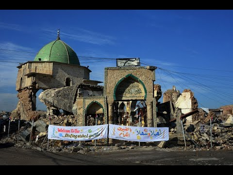 البدء بإعادة بناء جامع النوري والحدباء في الموصل  - نشر قبل 2 ساعة