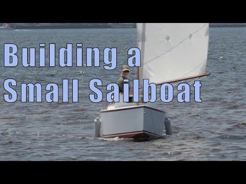 Small sailboat build - 13 ft coastal cruiser sailboat - Pictorial