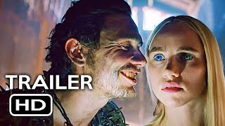 Future World Official Trailer #1 (2018) James Franco, Milla Jovovich Sci-Fi Movie HD