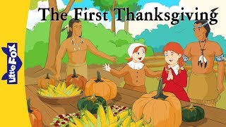 The First Thanksgiving - Thanksgiving story for kids