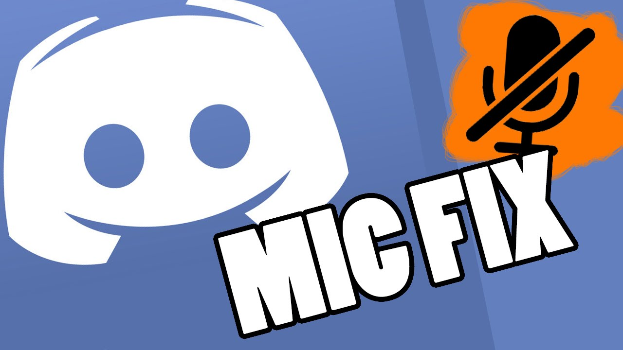 Discord Quick Fix - Tutorial - (Mic Sensitivity)