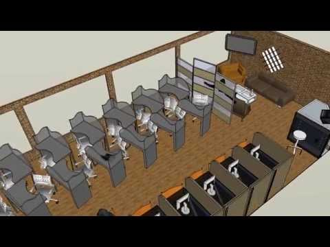 SWD – Computer repair/Internet Cafe Animation