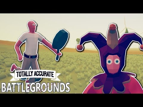 🔴MEDIEVAL MELEE CHALLENGE! - Totally Accurate Battlegrounds - TABG Livestream Gameplay