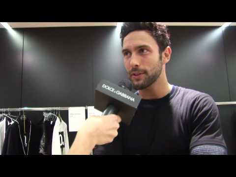 Noah Mills on acting and Sex