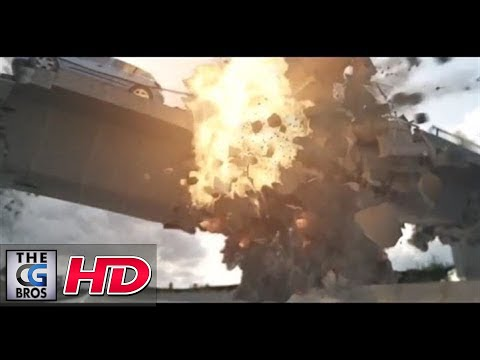 "CGI VFX Breakdowns HD: ""Das Duell - Bridge Breakdown"" - by Munich Filmworks"
