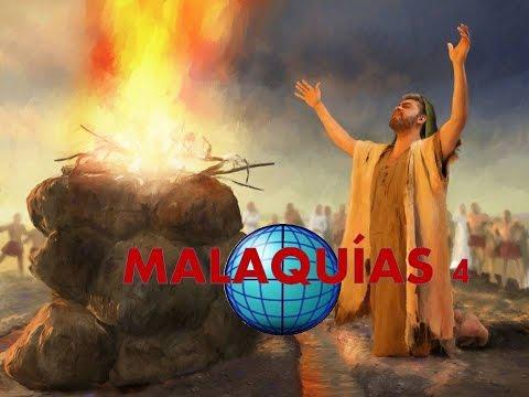 MALAQUIAS 4-- ELÍAS PREDICA  OTRA VEZ