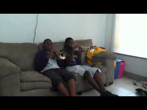 All of the Lightseaston trumpet