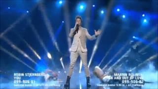 Robin Stjernberg - You (Melodifestivalen 2013 | Andra Chansen)