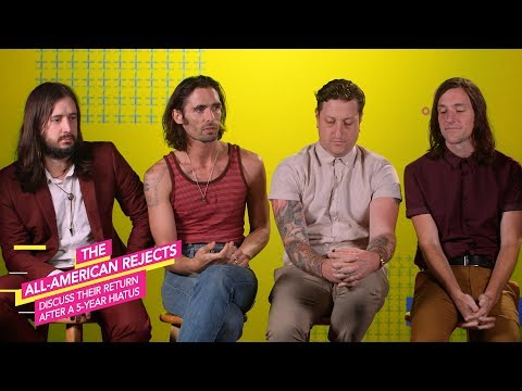 All-American Rejects on 2017 Return
