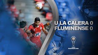 Unión La Calera vs. Fluminense [0-0] | Resumen | CONMEBOL Sudamericana 2020