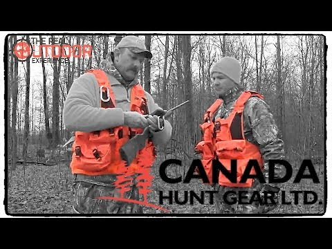 Canada Hunt Gear - Molle Hunting Vest