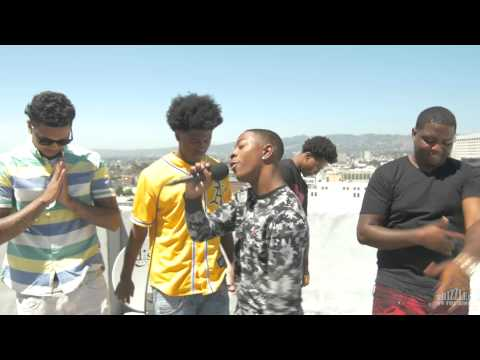 Under The Bay Episode 2: Trill Youngins (Acapella Singing & Rapping) (Bonus Footage)
