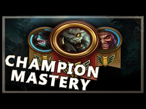 Download Champion Mastery Information - League of Legends
