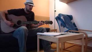 Neil Young cover - Twisted Road