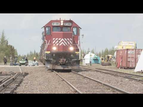 Train du Grand Nord : Sept-Îles à Schefferville