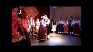 Russisch deutsche Hochzeit (Русско-немецкая свадьба)