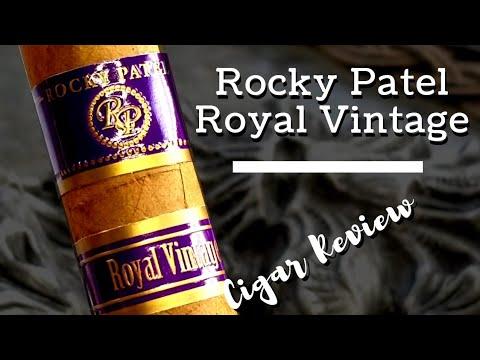 Rocky Patel Royal Vintage Cigar Review
