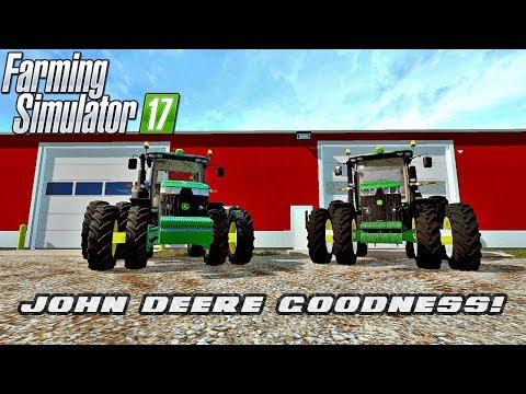 FS17 Mod Spotlight - EP. 26: John Deere Goodness!