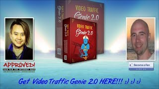 Video Traffic Genie 2.0 Sales Video Preview - get *BEST* Bonus and Review HERE!