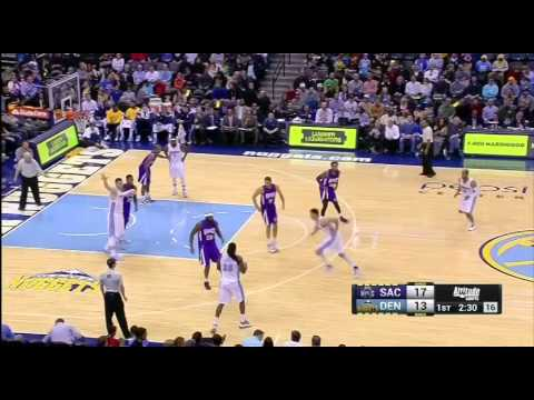 Brian Shaw (Denver Nuggets) - Pinch Post