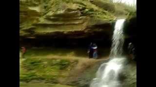 монастырь сахарна 10.11.2013 Водопады(, 2013-11-10T19:49:47.000Z)