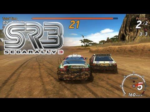 Sega Rally 3 - TeknoParrot 1 0 (Sega Europa R) - Desert 95