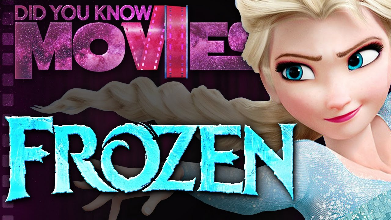 FROZEN Elsa's Journey from EVIL Ice Queen to Snow Angel – Did You Know Movies