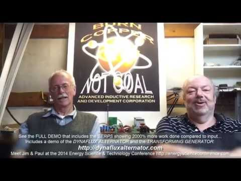 Jim Murray & Paul Babcock - Reactive Power Interview