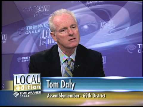 Tom Daly, Member, California State Assembly