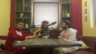 Еврейская пародия, Ленинград - Обезьяна и орел