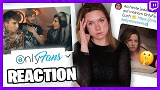 "DEEPTALKTALK Reaction über Kellys ""Only Fans SKANDAL"" feat PuschArt 