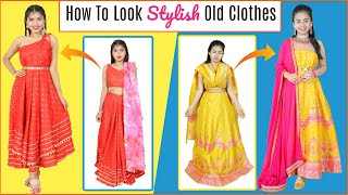 How To Look Stylish Using Your Old Clothes | DIYQueen