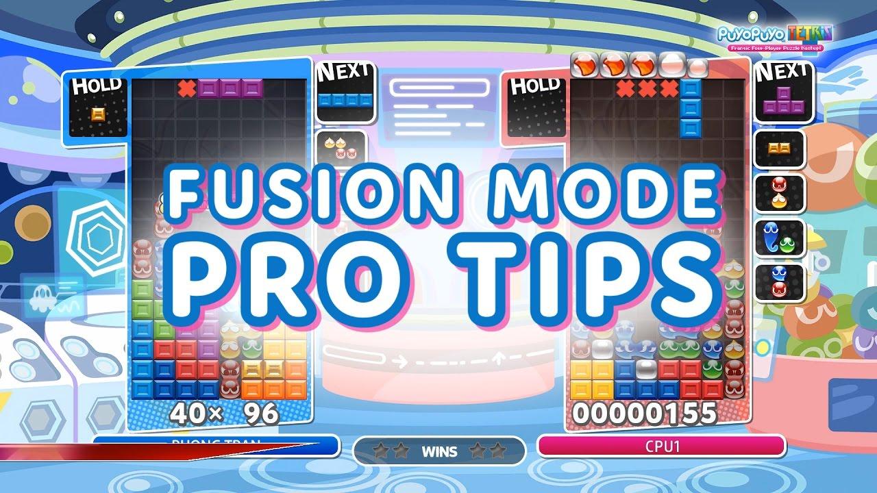 Puyo Puyo Tetris Tutorials | Tetris