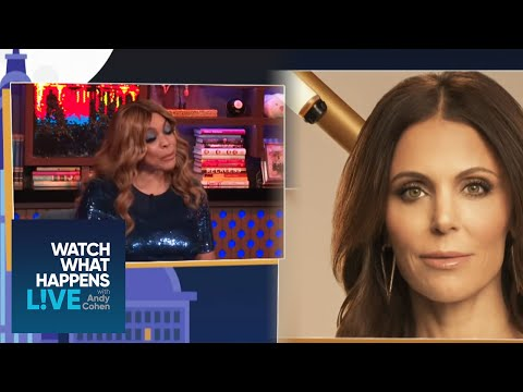 Katie Sommers - Wendy Williams Talks Bethenny's Departure From 'Real Housewives of NYC'