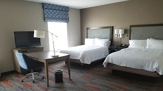 Hampton Inn & Suites Wisconsin Dells/Lake Delton Room Tour