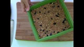 How To Make Healthy Granola Bars: Easy Recipe From Scratch