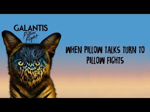 Galantis - Pillow Fight (Lyrics)