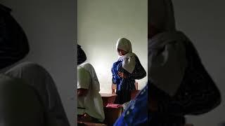 Viral anak SMA dalam kelas