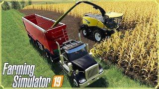 FARMING SIMULATOR 19 #38 - NOLEGGIO TRINCIATRICE E CAMION - GAMEPLAY ITA