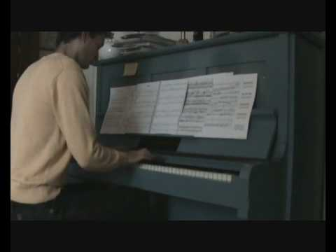 David Arnold piano Vesper from Casino royal (also in Quantum of solace)