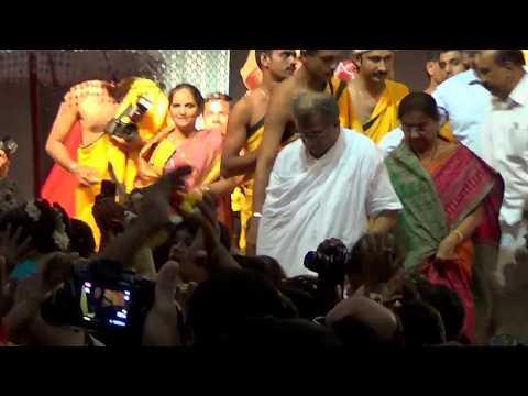Shri Shri Raghaveshwara Bharathi Mahaswamiji at Dharmasthala - 3