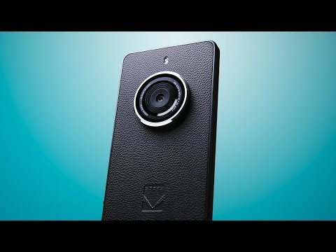 Kodak Ektra Review - Worst PHONE I've Used?!