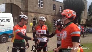 Carter Jonas Yorkshire Pedalthon 2015 Resimi